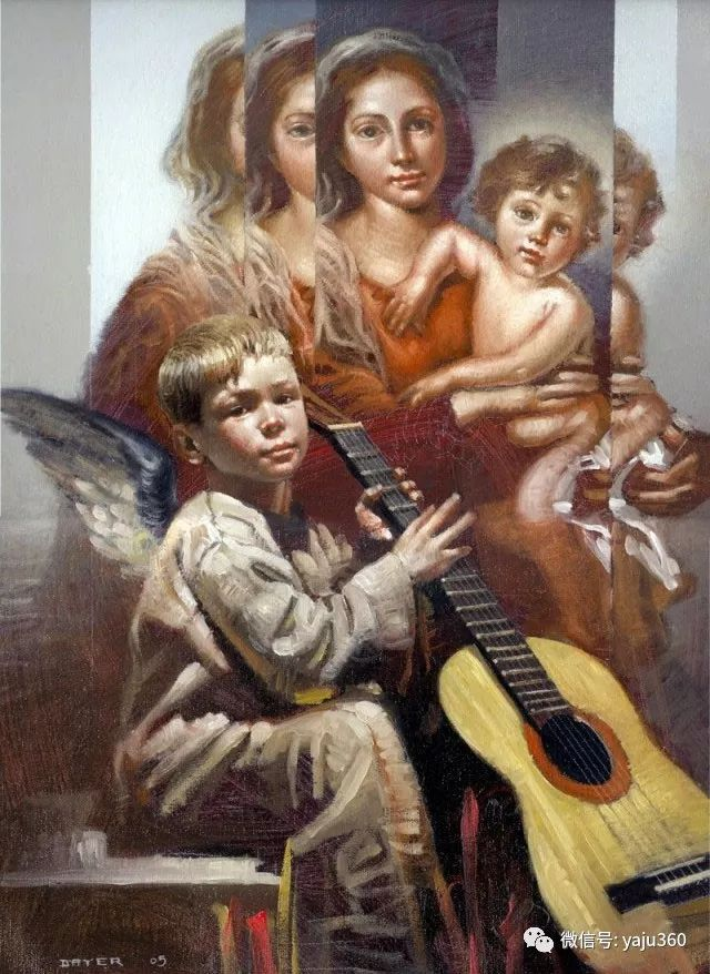 阿根廷Diego Dayer绘画欣赏插图14