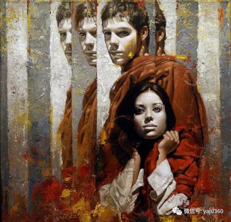 阿根廷Diego Dayer绘画欣赏插图16