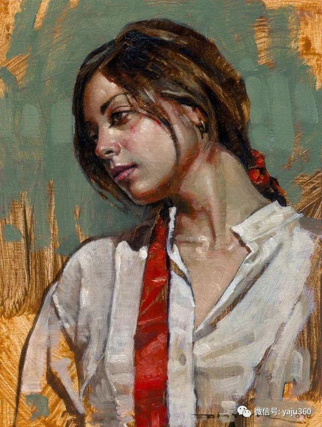 阿根廷Diego Dayer绘画欣赏插图24