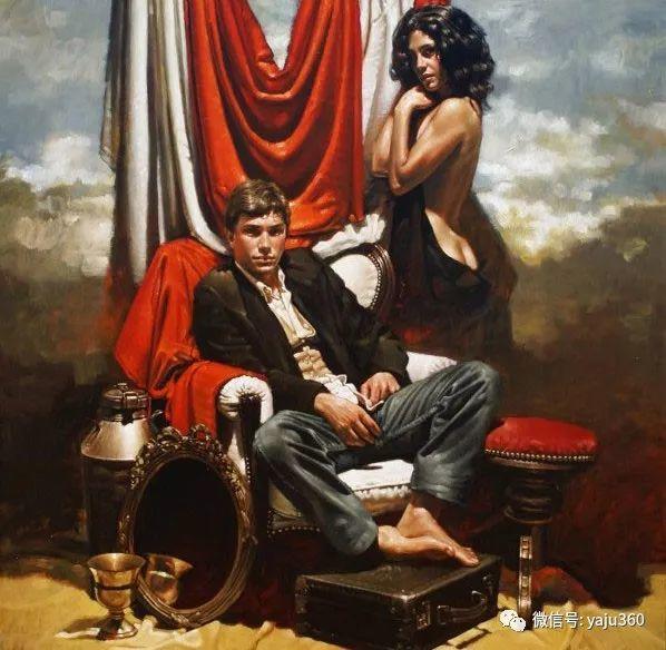 阿根廷Diego Dayer绘画欣赏插图29