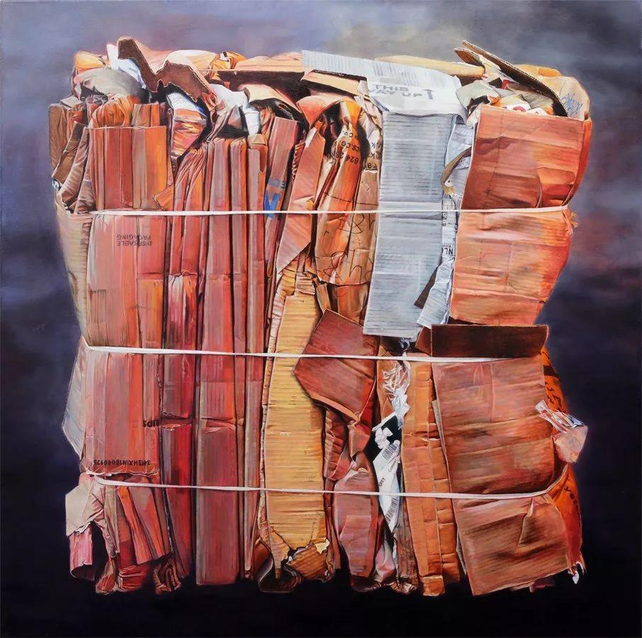 厚重笔触下的缤纷色彩,英国画家David Agenjo插图20