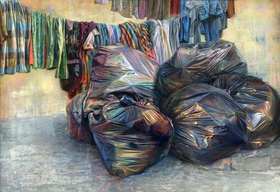 厚重笔触下的缤纷色彩,英国画家David Agenjo插图23