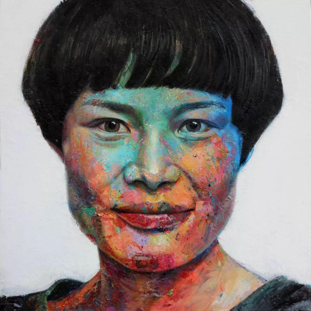 厚重笔触下的缤纷色彩,英国画家David Agenjo插图28