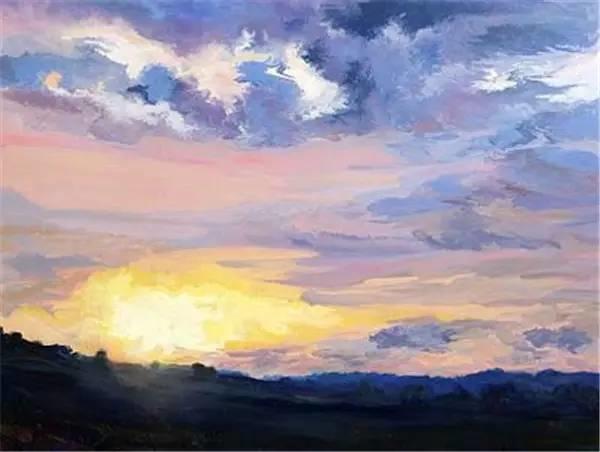 多彩的天空,新西兰女画家Carla Hananiah插图40