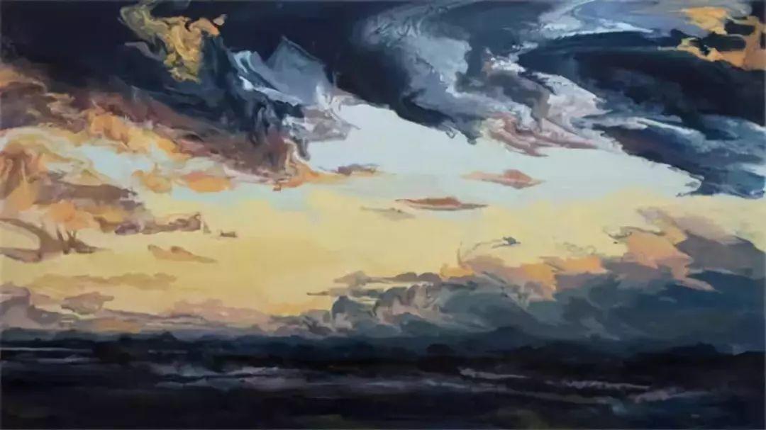 多彩的天空,新西兰女画家Carla Hananiah插图50