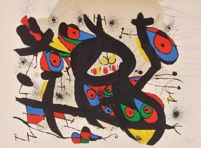 超现实主义领袖人物,与毕加索、达利齐名,一生只像孩子那样画画插图5