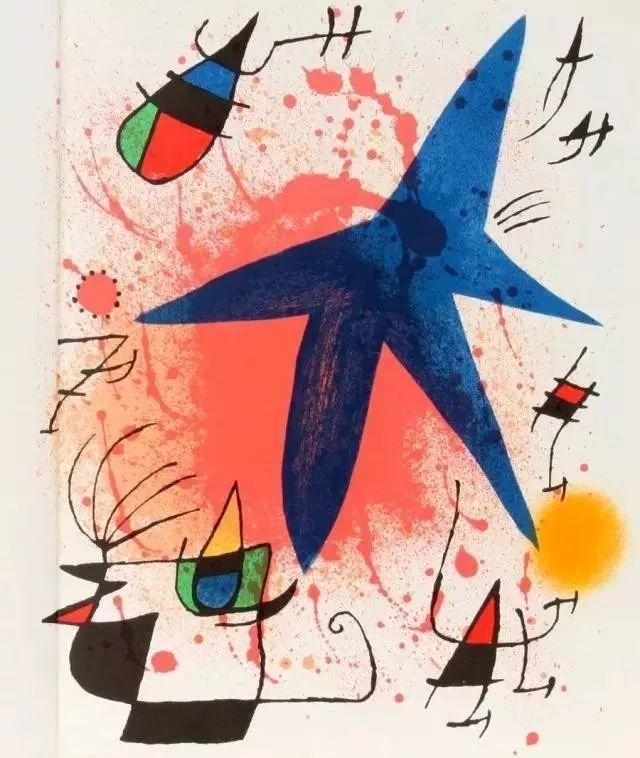 超现实主义领袖人物,与毕加索、达利齐名,一生只像孩子那样画画插图16