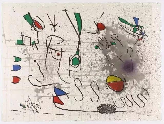 超现实主义领袖人物,与毕加索、达利齐名,一生只像孩子那样画画插图18