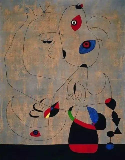 超现实主义领袖人物,与毕加索、达利齐名,一生只像孩子那样画画插图20