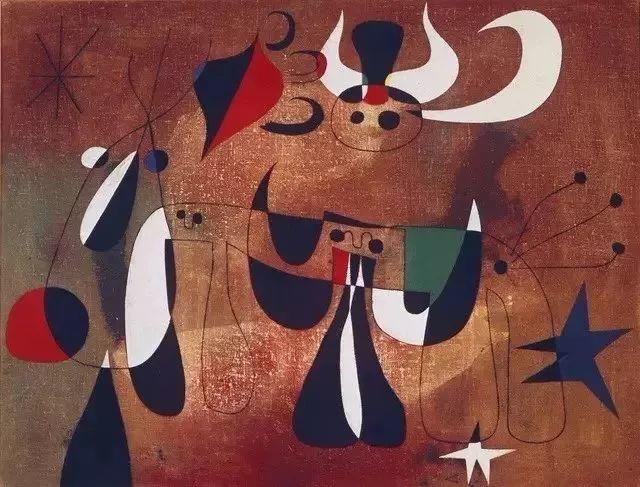 超现实主义领袖人物,与毕加索、达利齐名,一生只像孩子那样画画插图21