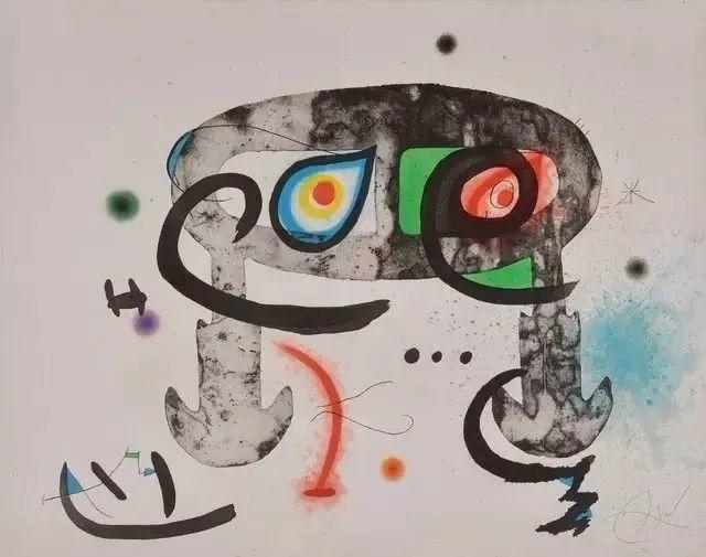 超现实主义领袖人物,与毕加索、达利齐名,一生只像孩子那样画画插图23