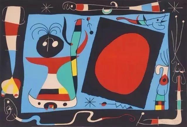 超现实主义领袖人物,与毕加索、达利齐名,一生只像孩子那样画画插图24