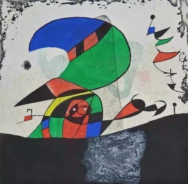 超现实主义领袖人物,与毕加索、达利齐名,一生只像孩子那样画画插图25