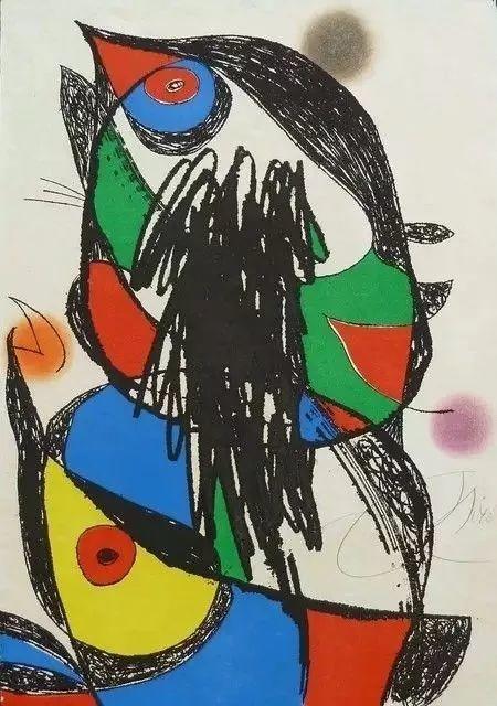 超现实主义领袖人物,与毕加索、达利齐名,一生只像孩子那样画画插图26
