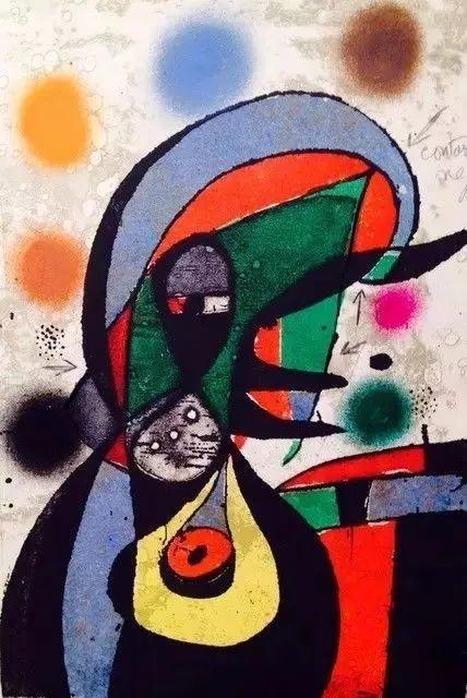 超现实主义领袖人物,与毕加索、达利齐名,一生只像孩子那样画画插图28