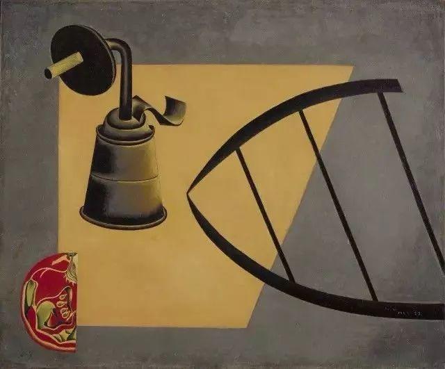 超现实主义领袖人物,与毕加索、达利齐名,一生只像孩子那样画画插图33