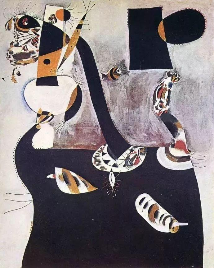 超现实主义领袖人物,与毕加索、达利齐名,一生只像孩子那样画画插图36