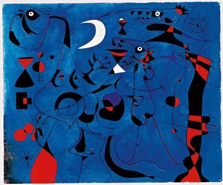 超现实主义领袖人物,与毕加索、达利齐名,一生只像孩子那样画画插图38