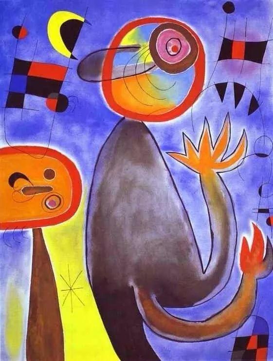 超现实主义领袖人物,与毕加索、达利齐名,一生只像孩子那样画画插图41