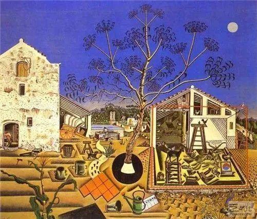 超现实主义领袖人物,与毕加索、达利齐名,一生只像孩子那样画画插图43