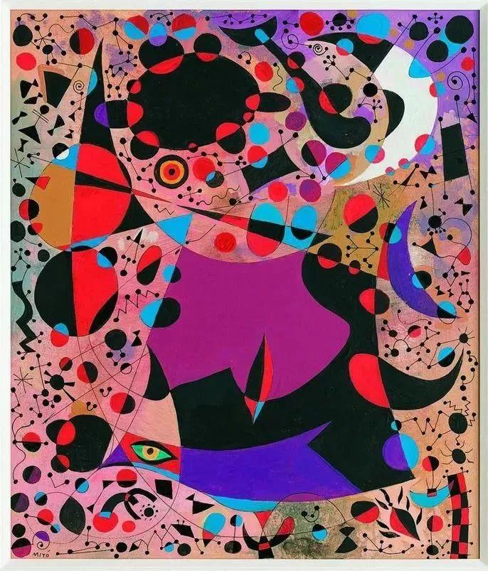 超现实主义领袖人物,与毕加索、达利齐名,一生只像孩子那样画画插图45