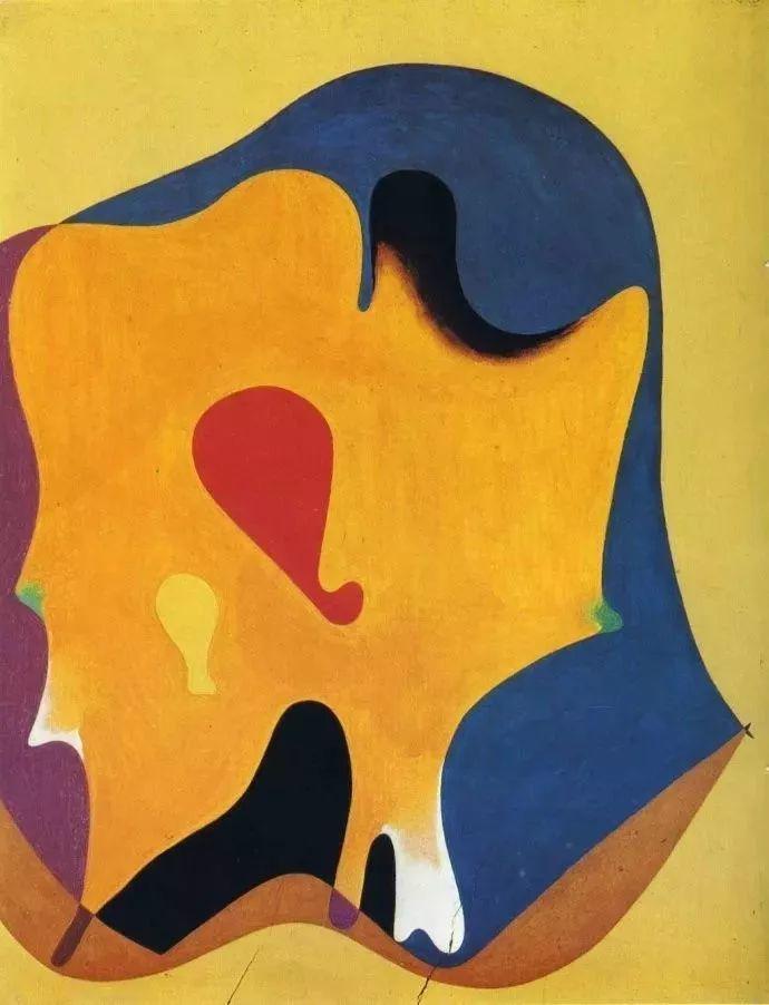 超现实主义领袖人物,与毕加索、达利齐名,一生只像孩子那样画画插图49