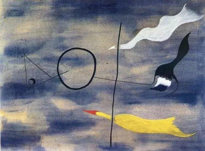 超现实主义领袖人物,与毕加索、达利齐名,一生只像孩子那样画画插图60