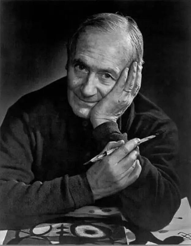 超现实主义领袖人物,与毕加索、达利齐名,一生只像孩子那样画画插图63