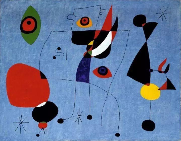 超现实主义领袖人物,与毕加索、达利齐名,一生只像孩子那样画画插图66