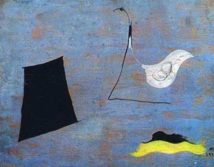超现实主义领袖人物,与毕加索、达利齐名,一生只像孩子那样画画插图67