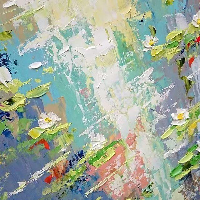 笔触大胆,用色干净利落,爱沙尼亚女画家Alena Shymchonak插图12