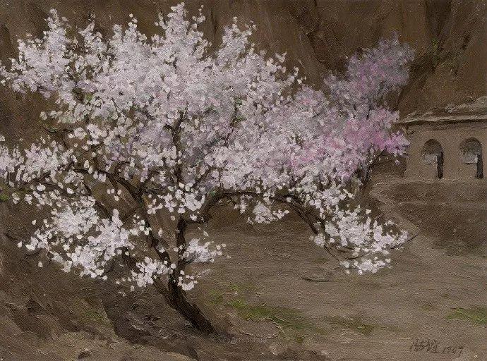 靳尚谊:怎样理解油画这个画种,美的特点在哪里?插图29