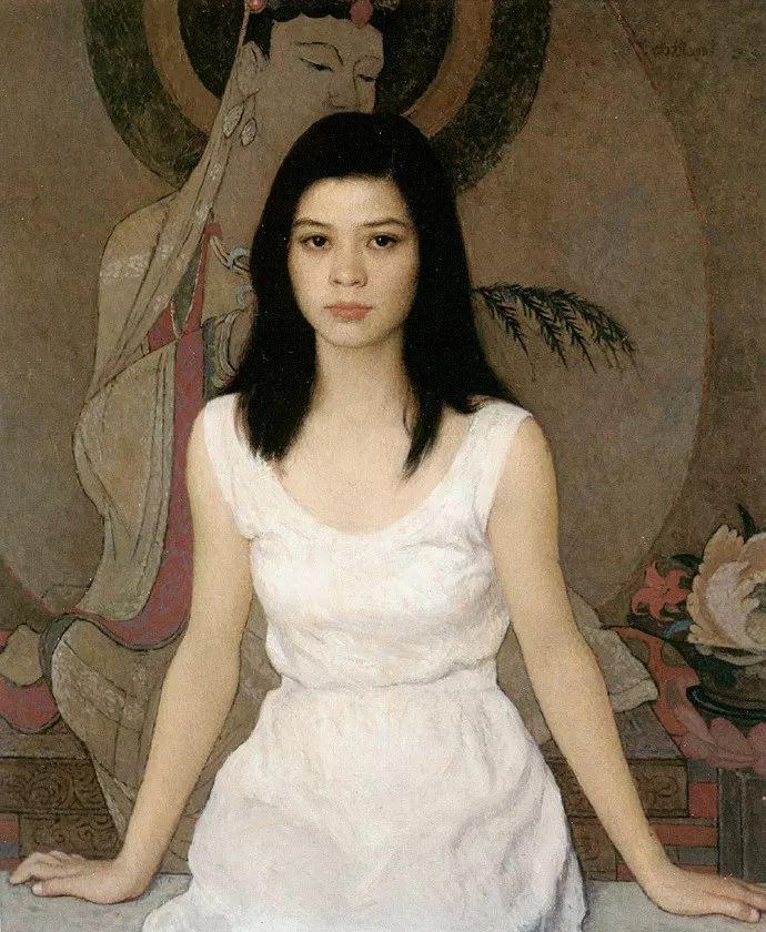 靳尚谊:怎样理解油画这个画种,美的特点在哪里?插图38