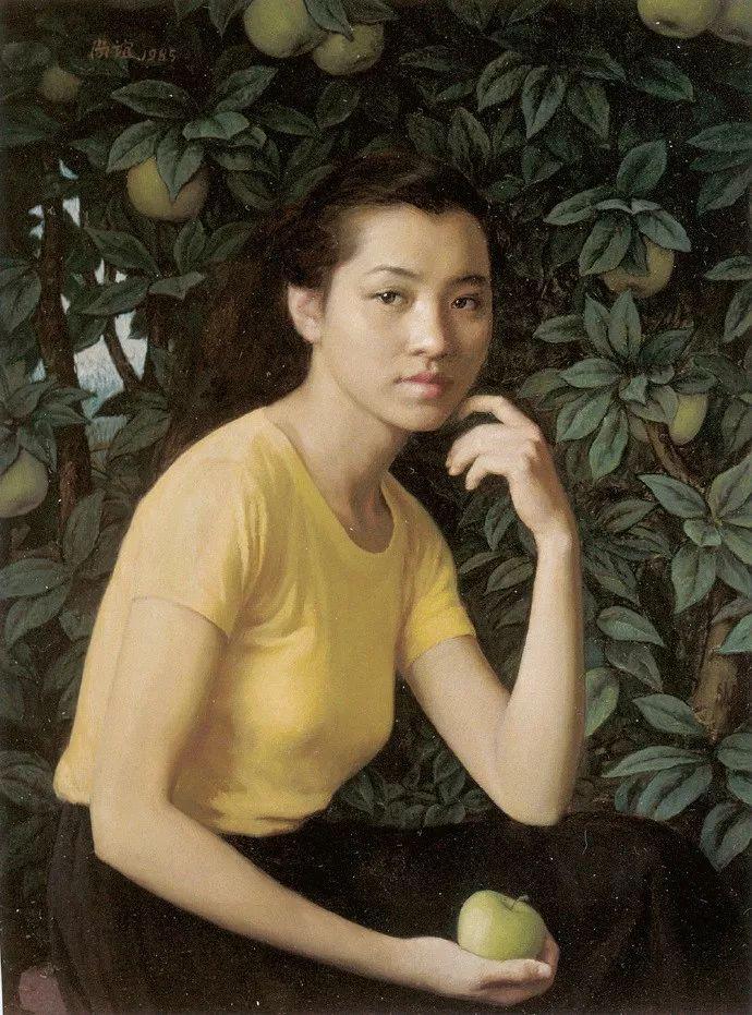 靳尚谊:怎样理解油画这个画种,美的特点在哪里?插图44