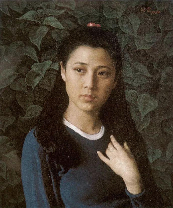 靳尚谊:怎样理解油画这个画种,美的特点在哪里?插图48