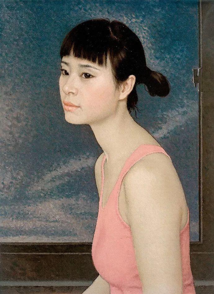 靳尚谊:怎样理解油画这个画种,美的特点在哪里?插图61