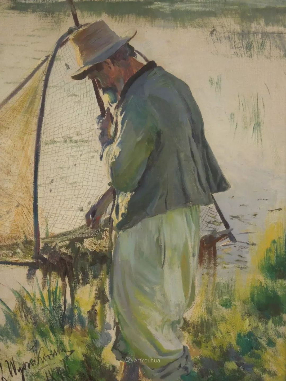 波兰杰出画家Leon Jan Wyczolkowski插图45