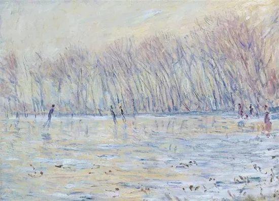 莫奈雪景的高冷之美插图43