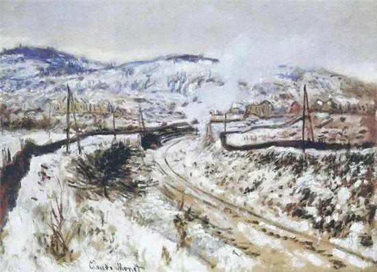 莫奈雪景的高冷之美插图99
