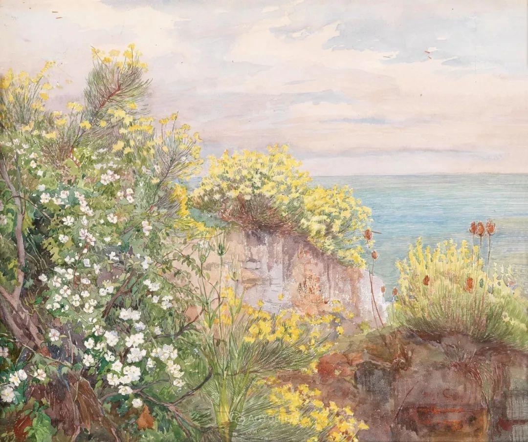 绘画题材广泛,奥地利画家Hugo Charlemont插图33