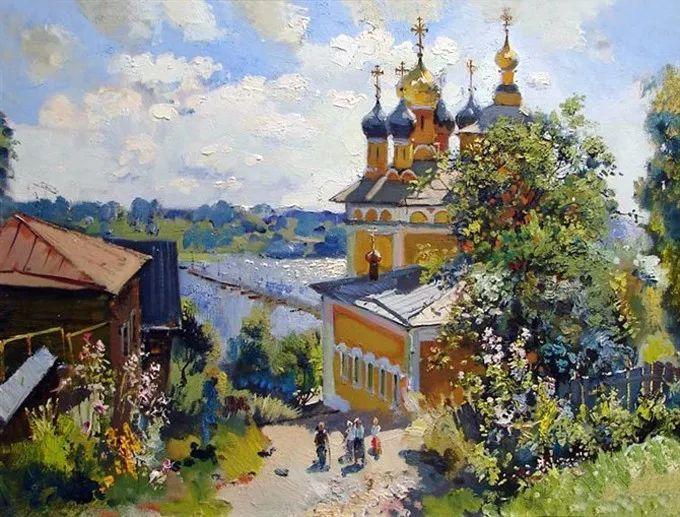 色彩美极了,乌克兰画家Lukash Anatoliy插图8