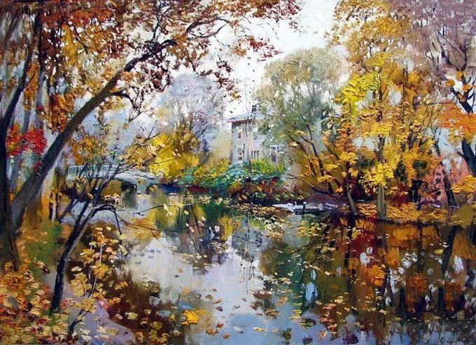 色彩美极了,乌克兰画家Lukash Anatoliy插图11
