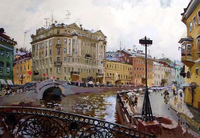 色彩美极了,乌克兰画家Lukash Anatoliy插图12