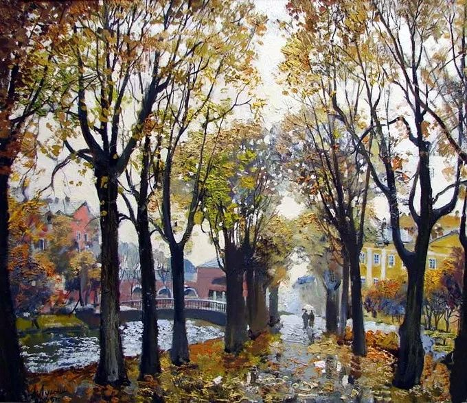 色彩美极了,乌克兰画家Lukash Anatoliy插图14