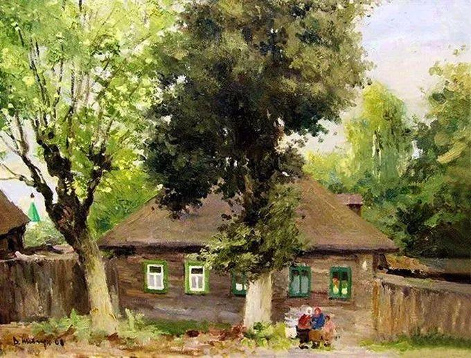色彩美极了,乌克兰画家Lukash Anatoliy插图15