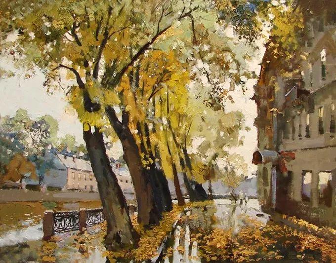 色彩美极了,乌克兰画家Lukash Anatoliy插图16