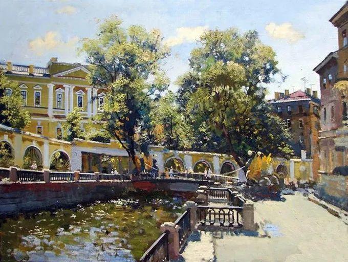 色彩美极了,乌克兰画家Lukash Anatoliy插图17