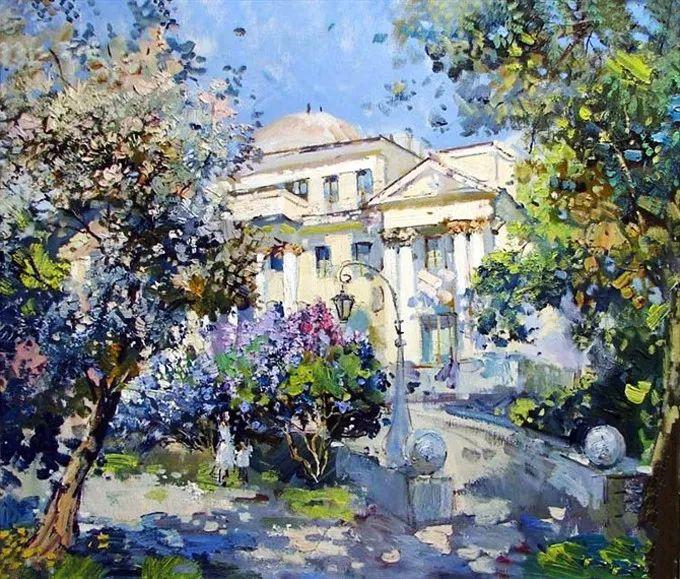 色彩美极了,乌克兰画家Lukash Anatoliy插图21