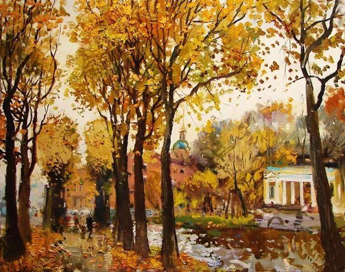 色彩美极了,乌克兰画家Lukash Anatoliy插图23