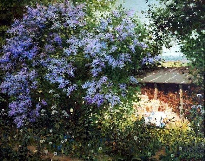 色彩美极了,乌克兰画家Lukash Anatoliy插图27